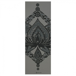 Saltea Yoga Gaiam Reversibila - 6 mm - Reflection0