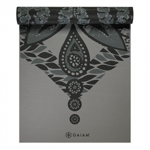 Saltea Yoga Gaiam Reversibila - 6 mm - Reflection2