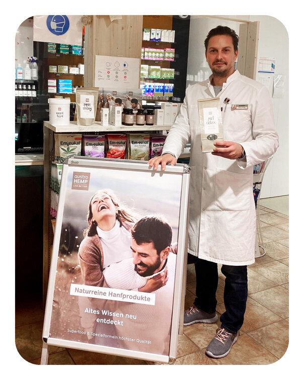 austroHEMP - Ulei Canabis CBD exclusiv farmacii Austria - acum si in Romania
