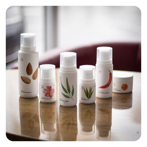 Bio Cosmetice Naturale eficiente, cu ingrediente atent selectionate - CBD VITAL