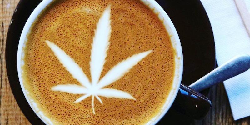 Cum sa faci Cafea CBD