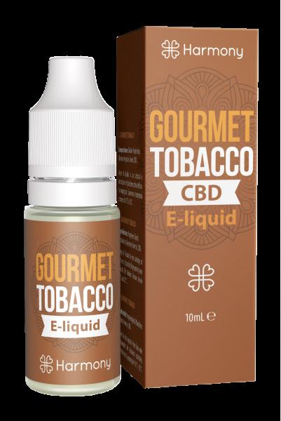 E-Lichid CBD - aroma Gourmet Tobacco - CBD Pur, Organic, 100% Natural - Fara Nicotina sau THC 0