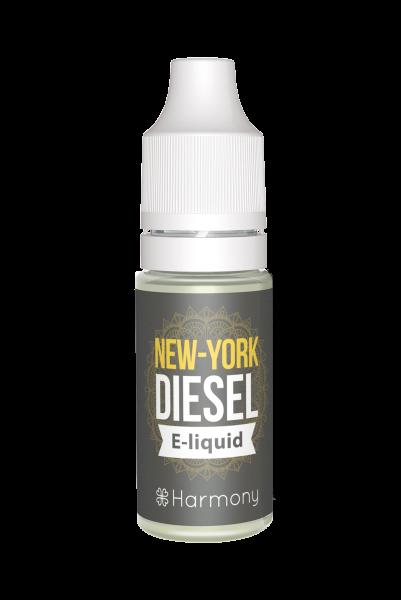 E-Lichid cu CBD - aroma NY Diesel - CBD Pur, Organic, 100% Natural - Fara Nicotina sau THC 1