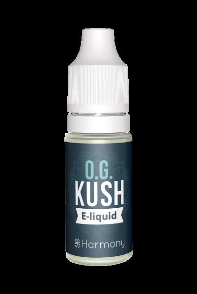 E-Lichid CBD - aroma OG Kush - CBD Pur, Organic, 100% Natural - Fara Nicotina sau THC 1