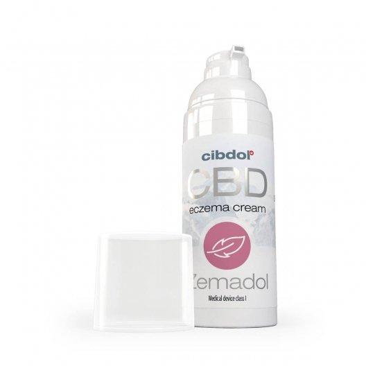 Zemadol - Crema lipozomala cu CBD, pentru Eczeme 2