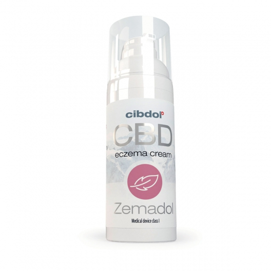 Zemadol - Crema lipozomala cu CBD, pentru Eczeme 1