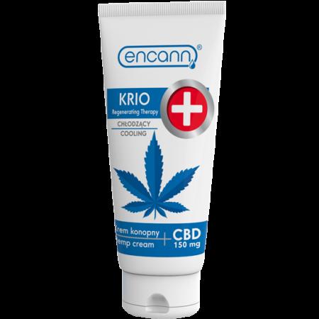 Crema CBD cu efect calmant, de incalzire sau racoritor - Encann [1]