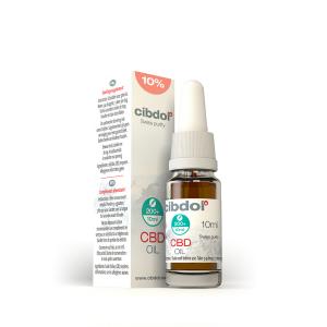 Ulei CBD 10% (1000 mg)0