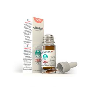 Ulei CBD 10% (1000 mg)1