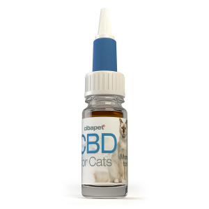Ulei CBD 2% pt. Pisici (200 mg)1