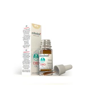 Ulei CBD 4% (400 mg)1