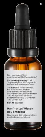 Ulei de Canabis Naturöl - austroHEMP [2]