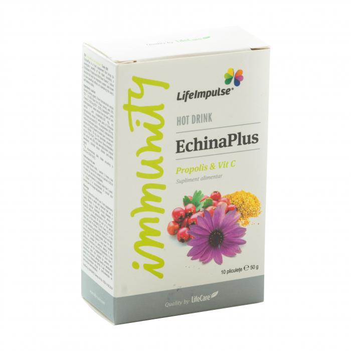 EchinaPlus cu echinaceea, propolis si vitamina C 0