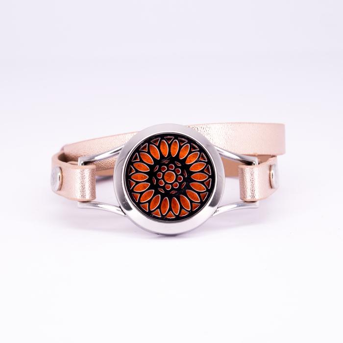 Bratara difuzor, Zenix, Sun flower - DB 0
