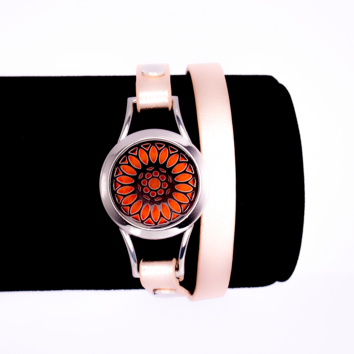 Bratara difuzor, Zenix, Sun flower - DB 1