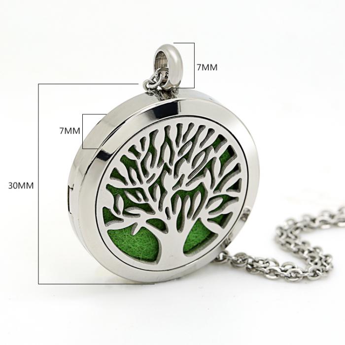 Colier difuzor, Zenix, Tree of life 2