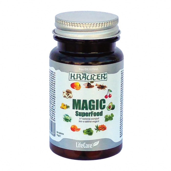 Capsule Kräuter® Magic SuperFood, 30 buc 0