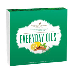 Set Everyday Oils, Young Living 0