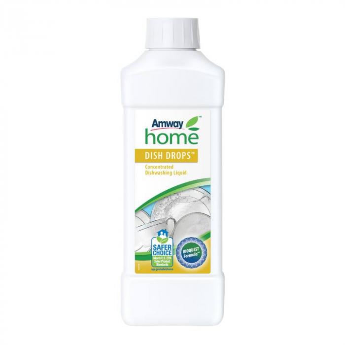 Detergent lichid concentrat pentru vase, Amway, 1l [0]