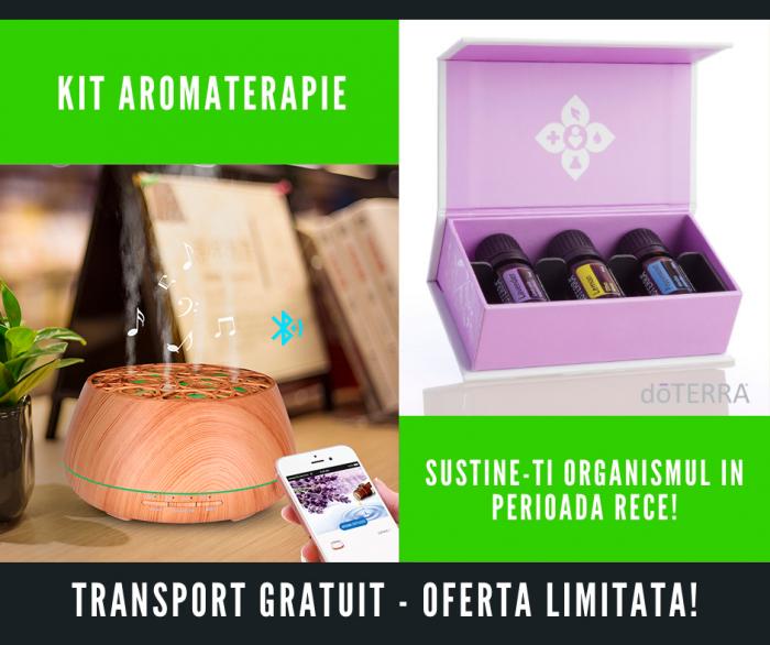 Kit aromaterapie: Sustine-ti imunitatea! - Orfeu [0]