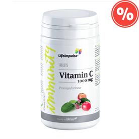 Vitamina C 1000mg - Eliberare prelungita! 0