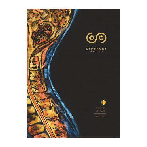 Brosura Symphony of the Cells A5, Lb. Romana, Editia 2020, 60 pag 0