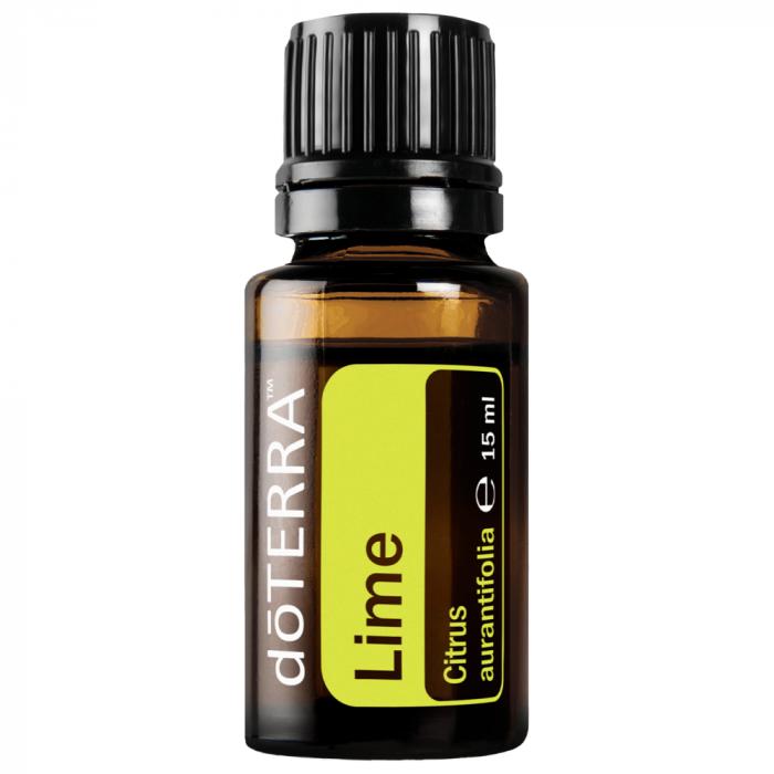 Ulei esential doTERRA Lime Lamaie Verde [0]