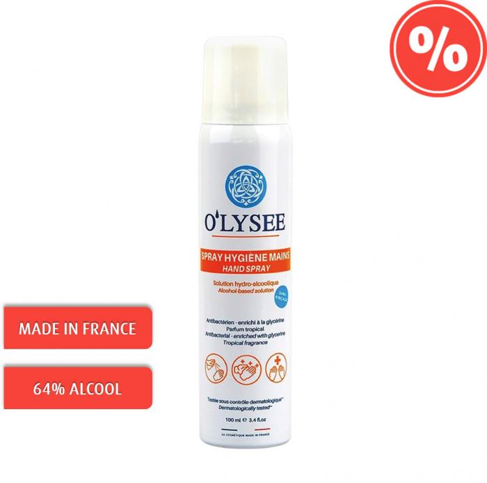 Spray pentru maini cu alcool si glicerina 0