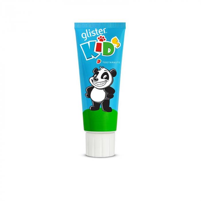 Pastă de dinți - pentru copii Amway Glister™ kids, 65ml 0