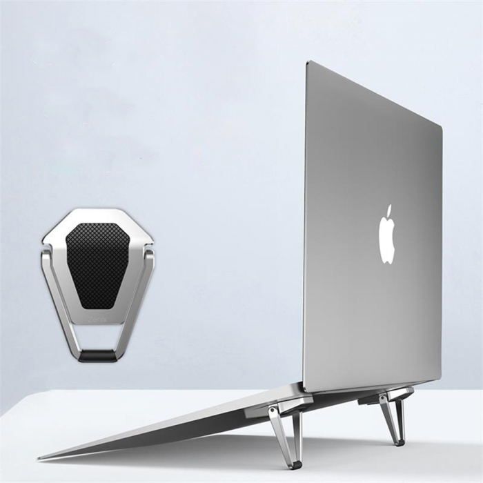 Suport Laptop, Zenix, SL-4, pliabil, aluminiu, pana la 17 inch 1