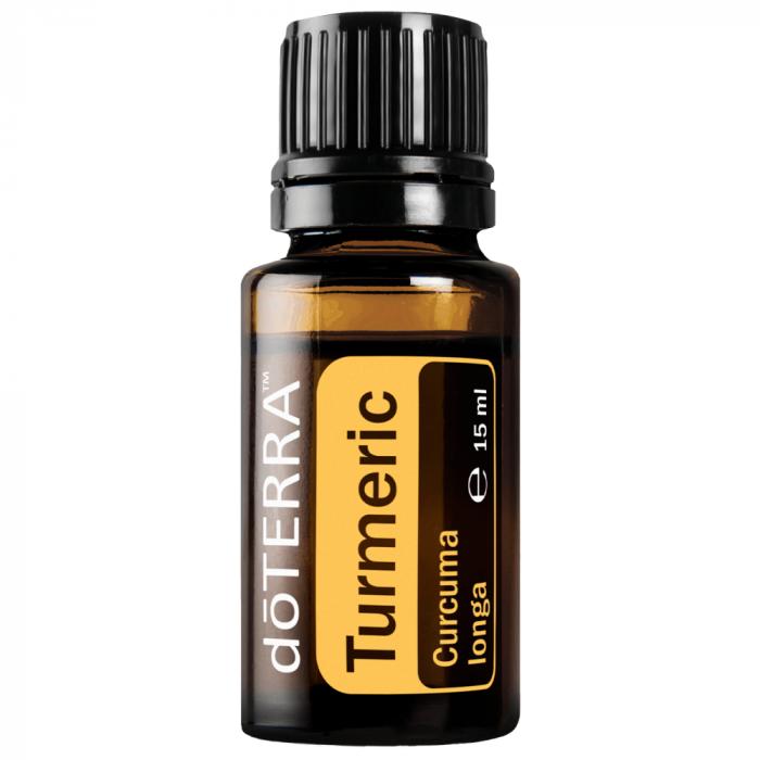 Ulei esential doTERRA Turmeric, 15ml [0]