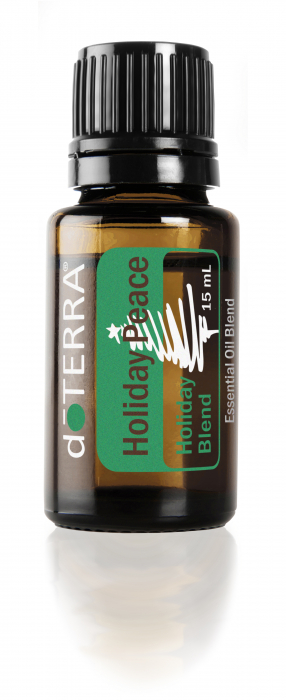 Ulei esential doTERRA Holiday Peace, 15ml 0
