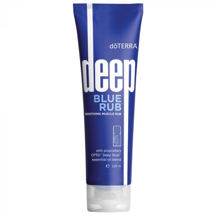 Crema doTERRA Deep Blue, 120ml [0]