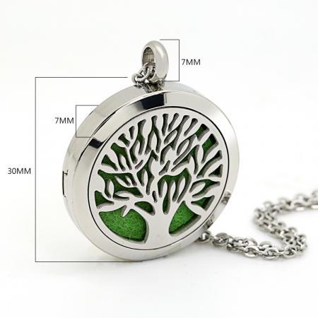 Colier difuzor, Zenix, Tree of life [2]