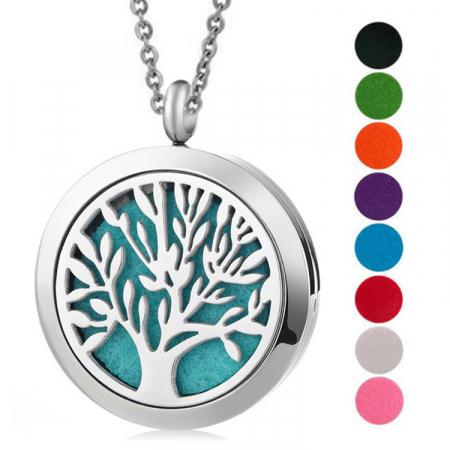 Colier difuzor, Zenix, Tree of life [0]
