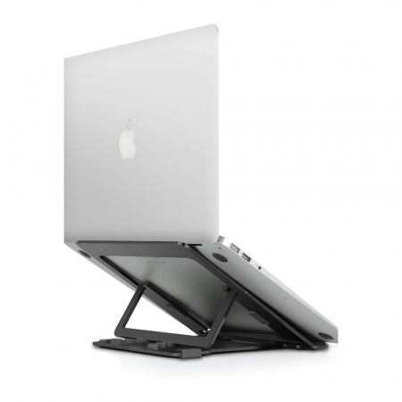 Suport Laptop, Zenix, SL-3, pliabil, aluminiu, gri inchis, pana la 15 inch6