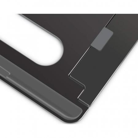 Suport Laptop, Zenix, SL-3, pliabil, aluminiu, gri inchis, pana la 15 inch2