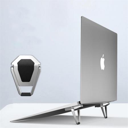 Suport Laptop, Zenix, SL-4, pliabil, aluminiu, pana la 17 inch1