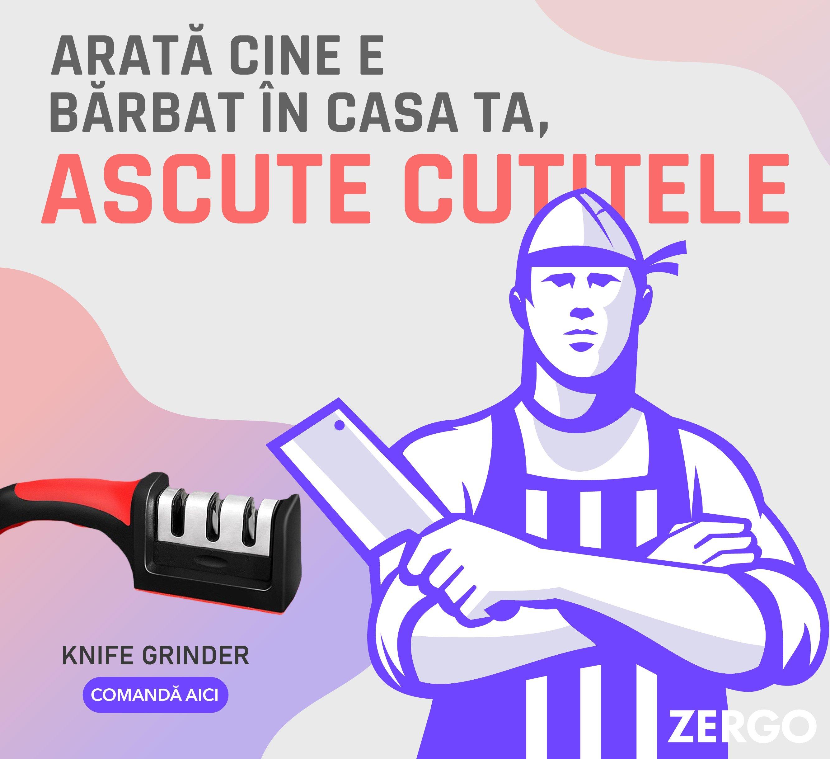 Ascutitor Cutite