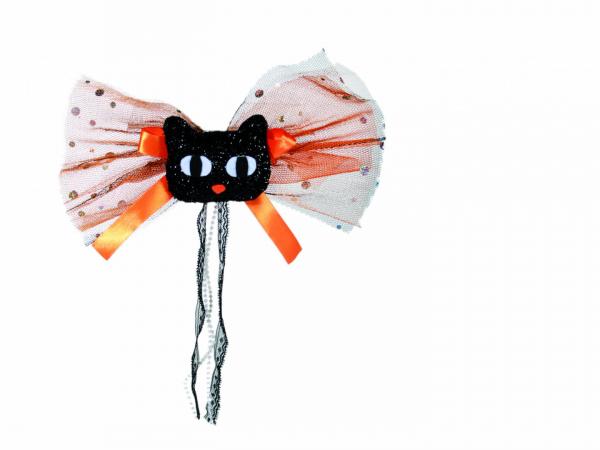 Accesoriu textil pt. par, forma pisica [0]