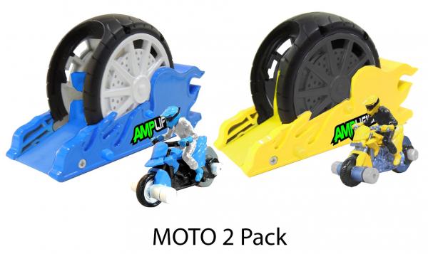Amplifiers, motocicleta si lansator [0]