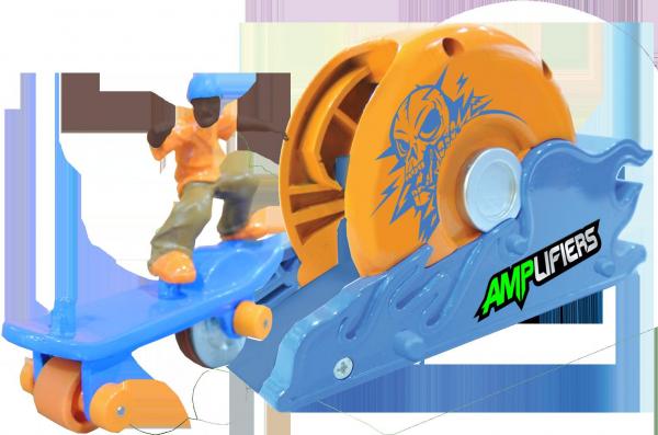 Amplifiers,skateboard si lansator-MrGreg 0