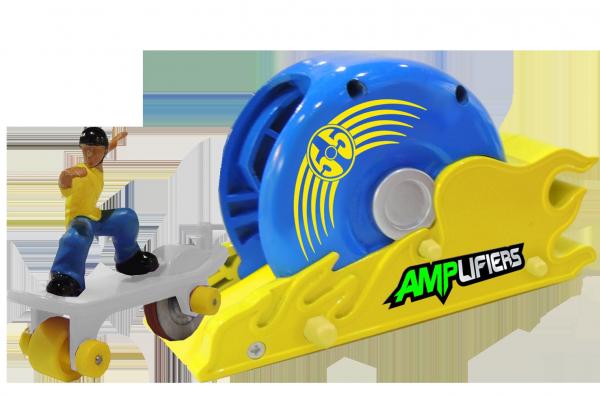 Amplifiers, skateboard si lansator- Rip [0]