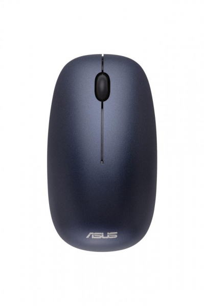 AS MOUSE MW201C WIRELESS+BLUETOOTH BLUE 1