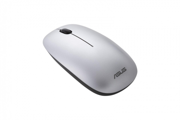 AS MOUSE MW201C WIRELESS+BLUETOOTH GRAY 0