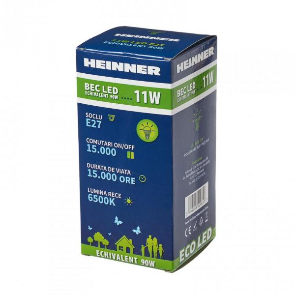 BEC LED HEINNER 11W HLB-11WE2765K 1