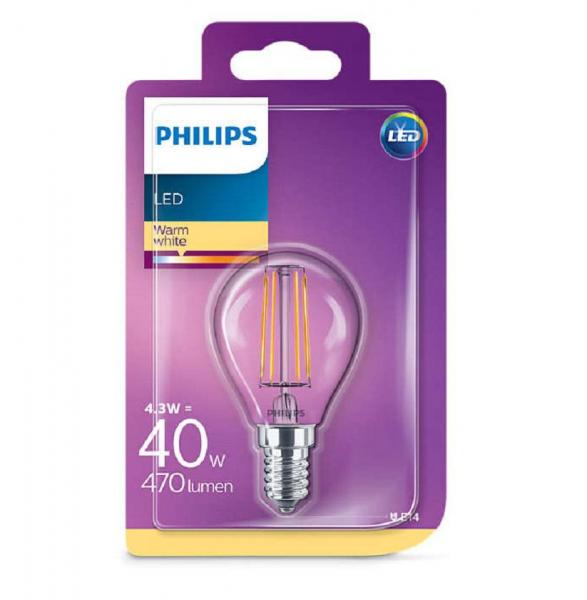 BEC LED PHILIPS E14 2700K 8718696587317 0