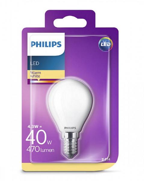 BEC LED PHILIPS E14 2700K 8718696706299 1