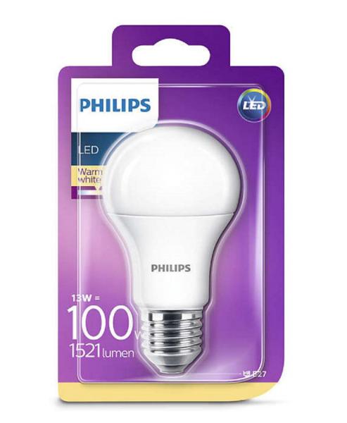 BEC LED PHILIPS E27 2700K 8718696577035 1