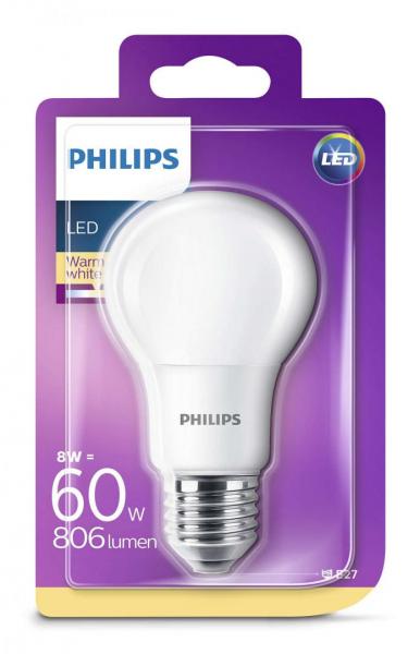 BEC LED PHILIPS E27 2700K 8718696577073 0